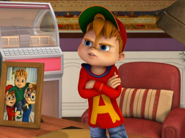 "ALVINNN!!! And The Chipmunks: ""Alvin the Phone Addict"""