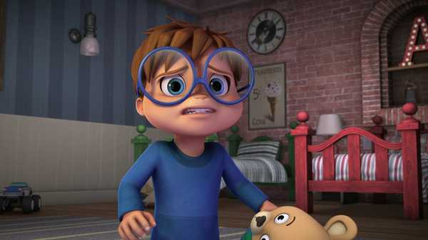"""ALVINNN!!! And The Chipmunks: """"Blowing Off Steam"""""""