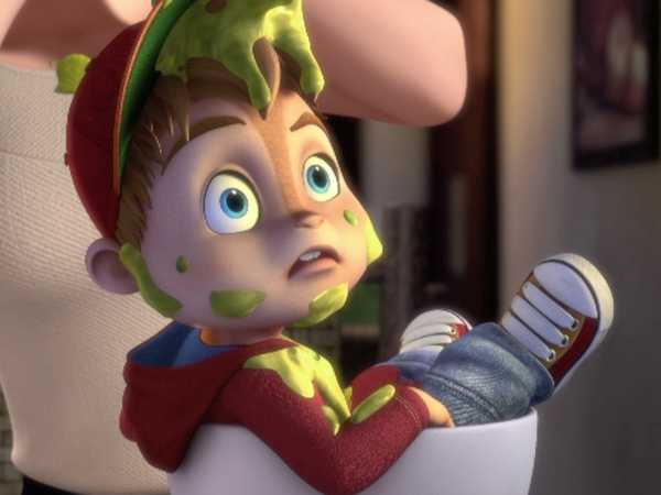 """Alvin and the Chipmunks: """"Getting Into Trouble"""""""