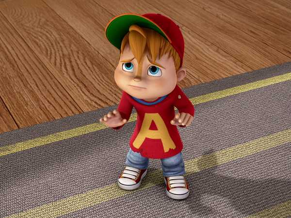 "Alvin and the Chipmunks: ""Helping Kevin"""