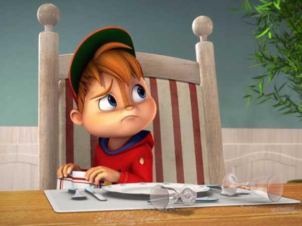 "ALVINNN!!! and the Chipmunks: ""Mister Manners"""