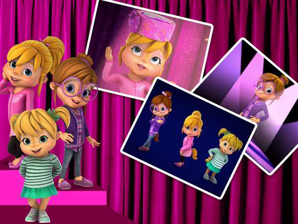 "ALVINNN!!! and the Chipmunks: ""Chipettes' Fashion"""