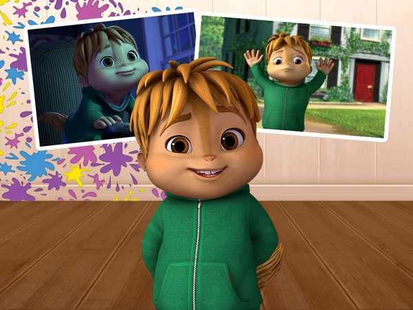 "ALVINNN!!! and the Chipmunks: ""All About Theodore"""