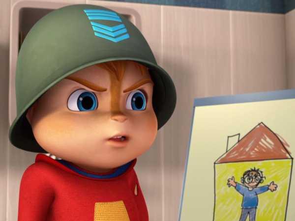 "ALVINNN! and the Chipmunkis: ""Saving Simon"""
