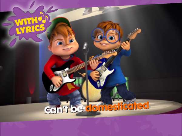 "ALVINNN!!! and the Chipmunks: ""Sing Got to Be Free"""