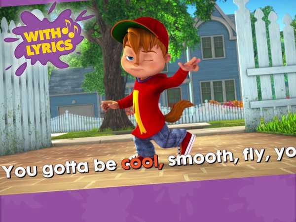 "ALVINNN!!! and the Chipmunks: ""Sing Gotta Be Cool"""