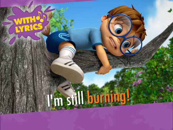 "ALVINNN!!! and the Chipmunks: ""Sing Still Burnin'"""