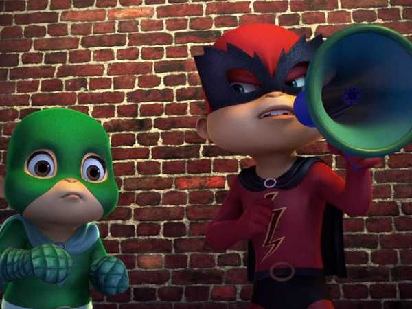 "ALVINNN!!! and the Chipmunks: ""Superhero Supreme Team"""