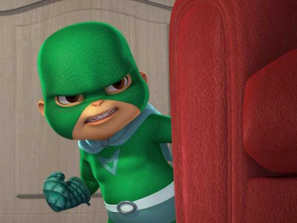"""ALVINNN!!! and the Chipmunks: """"The Cackler"""""""