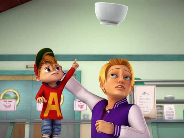 "ALVINNN!!! and the Chipmunks: ""Tricking the Bully"""
