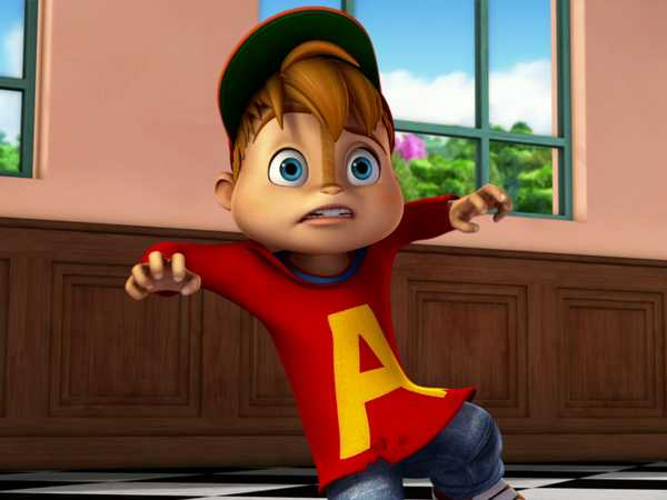 "ALVINNN!!! and the Chipmunks: ""You're Creeping Me Out"""