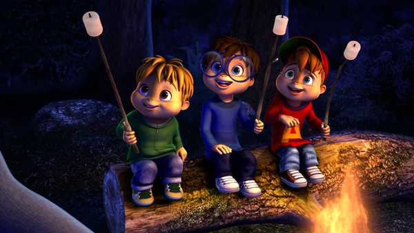 "ALVINNN!!! and the Chipmunks: ""The Camping Trip"""