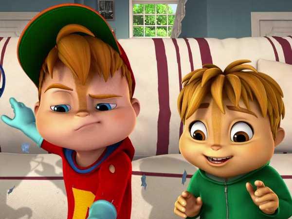 """ALVINNN!!! and the Chipmunks: """"I Try"""""""