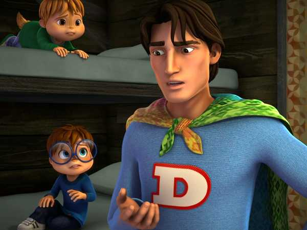 "ALVINNN!!! and the Chipmunks: ""Imagination"""
