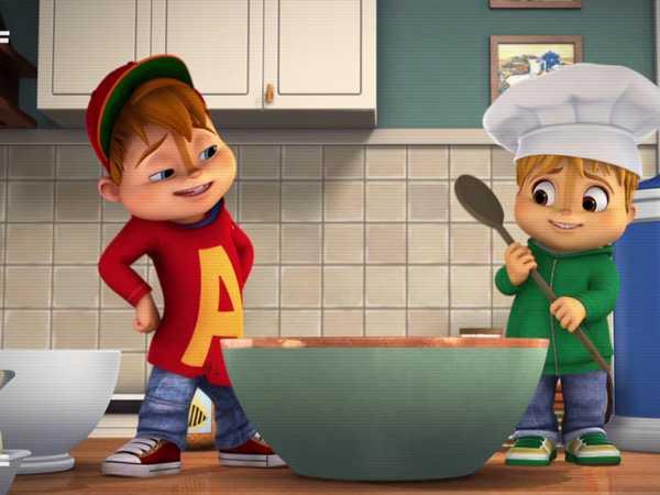 "ALVINNN!!! and the Chipmunks: ""Try Again"""