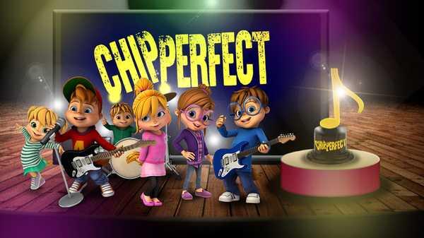 "ALVINNN!!! and the Chipmunks: ""Chipmunks vs Chipettes"""