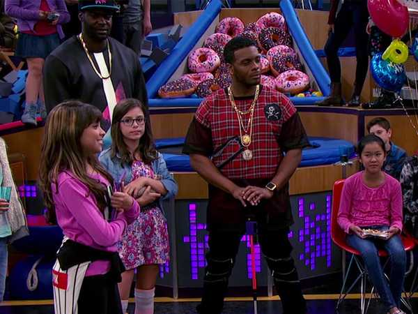 "Game Shakers: ""The Bet"""