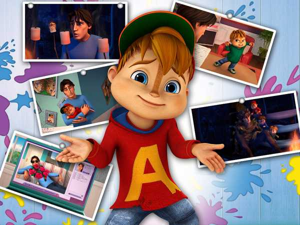 "ALVINNN!!! and the Chipmunks: ""Trouble with Alvin"""