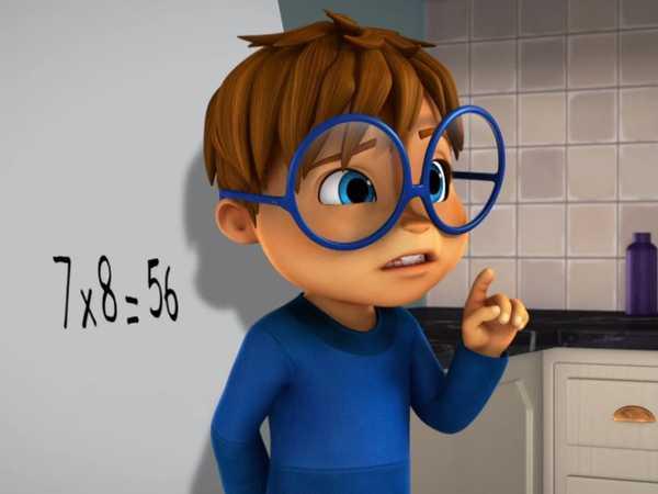 "ALVINNN!!! and the Chipmunks: ""Math Grades"""