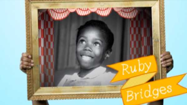"Black History Month: ""Ruby Bridges"""