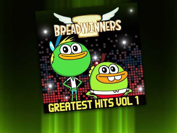 """Breadwinners: """"Greatest Hits Volume 1"""""""
