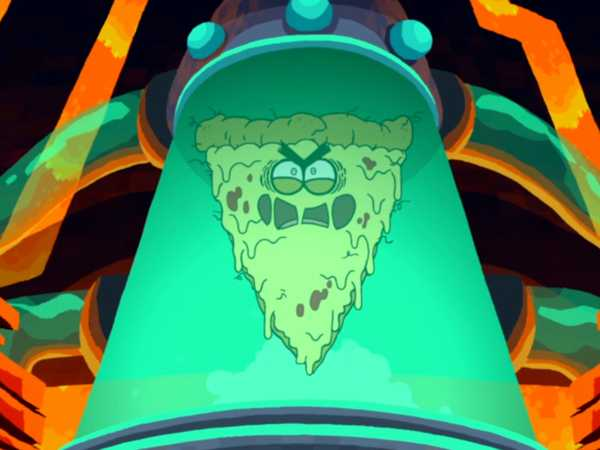 """Breadwinners: """"Wratch of the Pizza Lord: The Pizza Lord"""""""