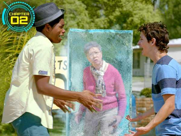 """Chase Champion: """"Freeze"""