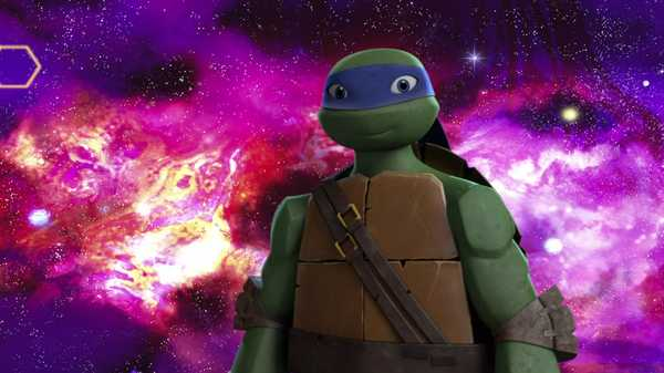 "Teenage Mutant Ninja Turtles: ""Cosmic Ocean"""