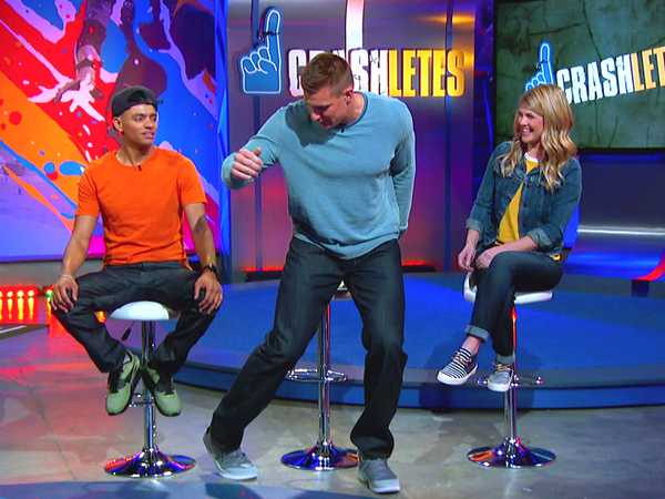 Gronk Does The Stanky Leg