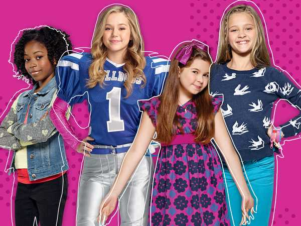 5 Signs You're a Nickelodeon Girl!
