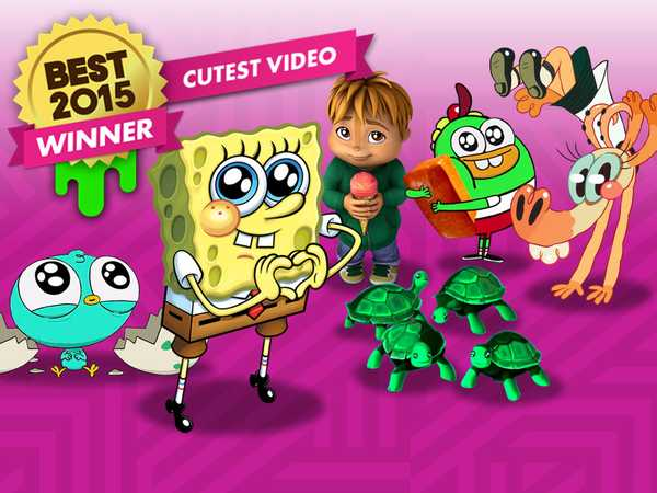 "SpongeBob SquarePants: ""Cutest Video Ever"""