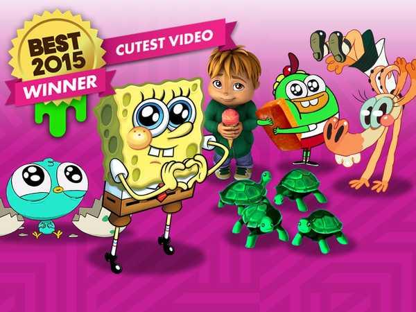 "SpongeBob SquarePants: ""Cutest Video Ever"""