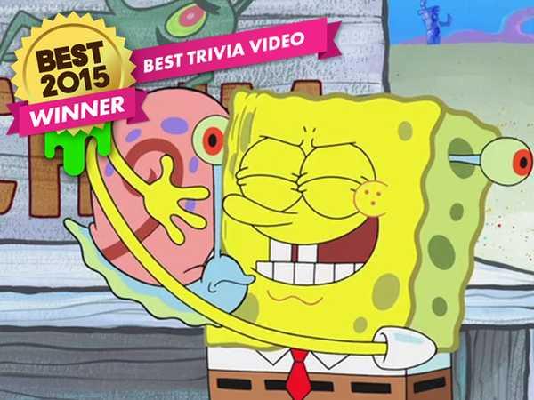 "SpongeBob SquarePants: ""Guess the Scene"""