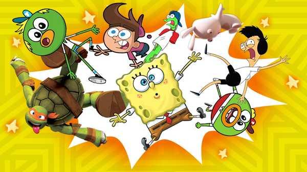 """SpongeBob SquarePants: """"Crash Mix"""""""