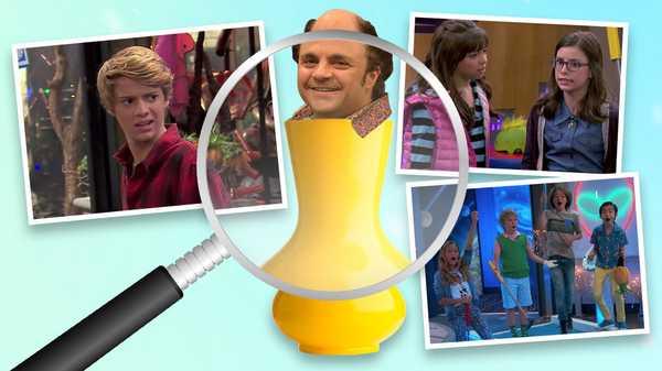 "Henry Danger: ""Schwoz In A Vase"""