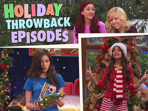Promo type 3: TeenNick Holiday Throwback Episode Playlist