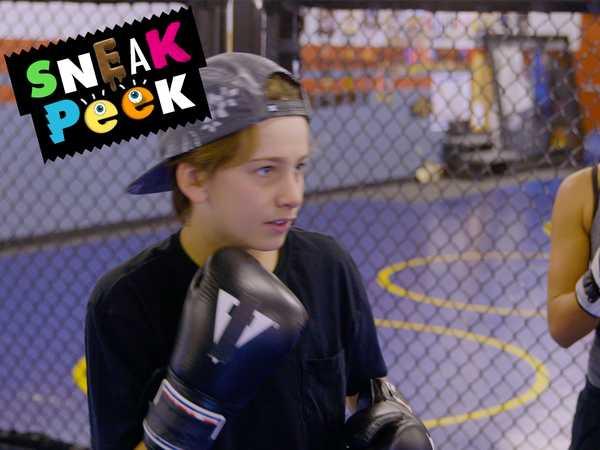"Jagger Eaton's Mega Life: ""Jagger the Kickboxer"""