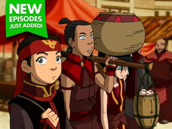 Promo type 4: Avatar Brand New Eps. Promo