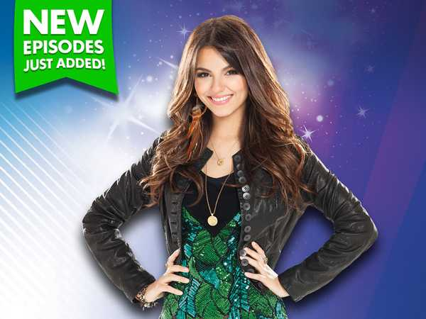 Promo type 4: Victorious New Episodes Added Promo