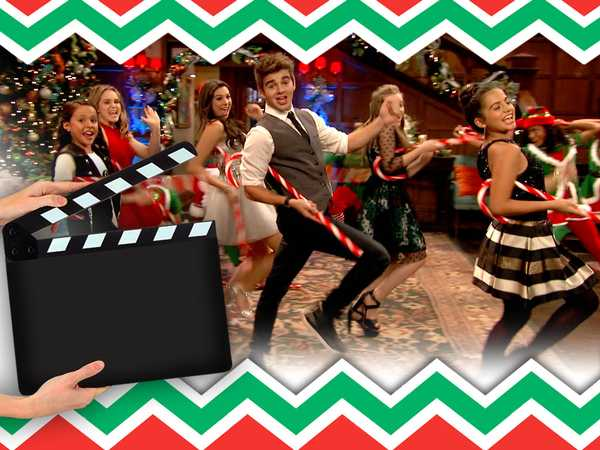 """Holiday: """"Behind the Scenes"""""""