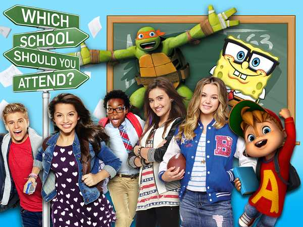 Nickelodeon: Which Nick School Would You Attend?