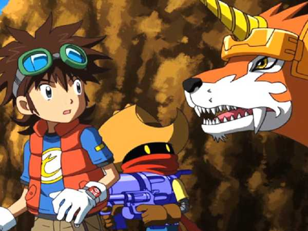 """Digimon Fusion: """"Mikey, Warrior of the Light!"""""""
