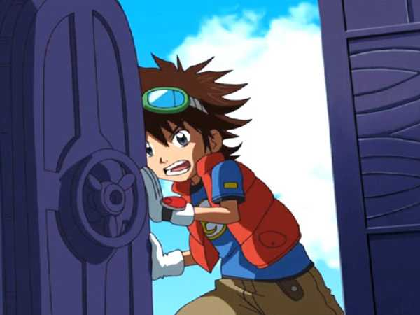 "Digimon Fusion: ""The Hijack"""