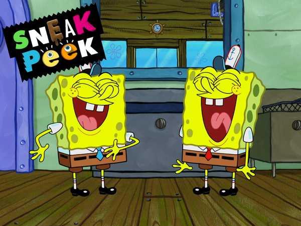 "SpongeBob SquarePants: ""Double Team"""