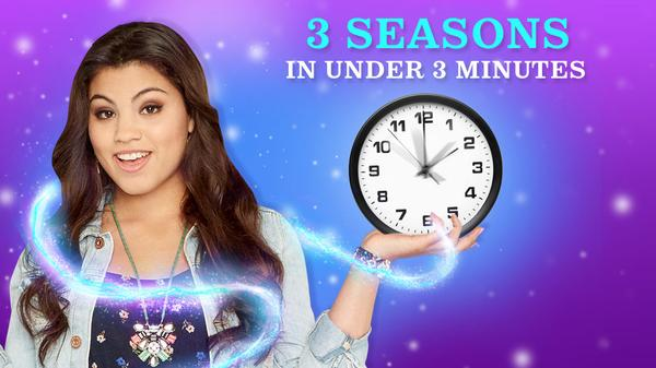every witch way 3 seasons in under 3 minutes. Black Bedroom Furniture Sets. Home Design Ideas
