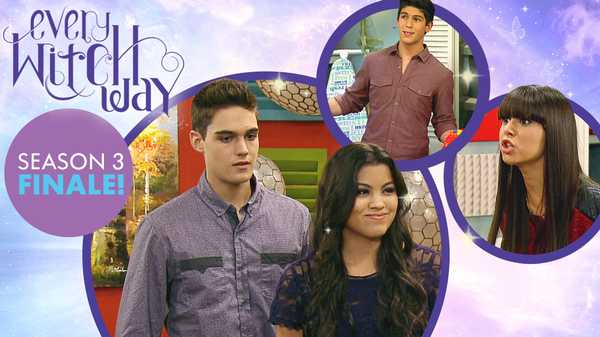 "Every Witch Way:Season 3 Episode 20 ""New Witch Order"""