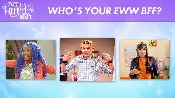 Who's Your EWW BFF? Screenshot Picture