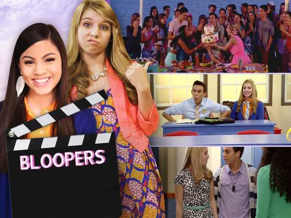 """Every Witch Way: """"Season 2 Bloopers"""""""