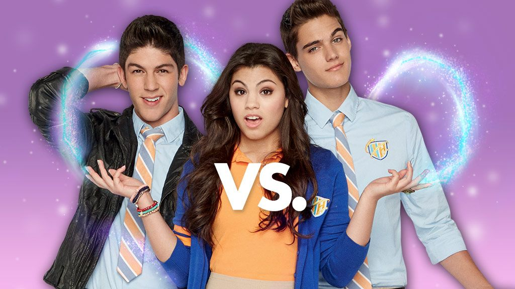 Every Witch Way Emma And Daniel Hookup