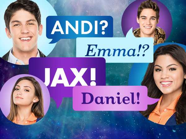 "Every Witch Way: ""Who's Who?"""